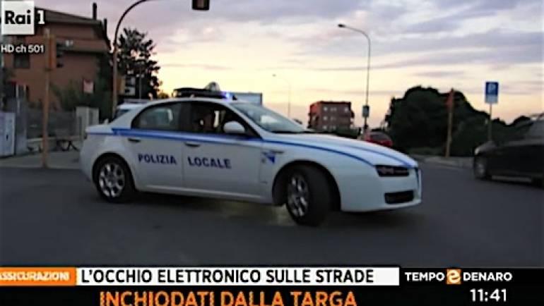 """La trasmissione """"Tempo & Denaro"""" di Rai1 dedica un servizio al Comando di Polizia Locale di Ciampino"""