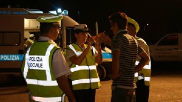 Controlli straordinari di polizia stradale nel mese di agosto