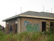 Sequestrate e sgomberate due ville in costruzione ed un terreno occupati da cittadini romeni nel quartiere Valle Copella