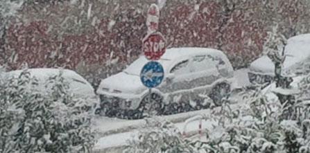 Allerta meteo – nevicata di sabato 11 febbraio 2012