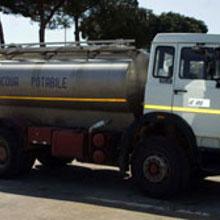 Emergenza acqua nei quartieri Morena e Folgarella
