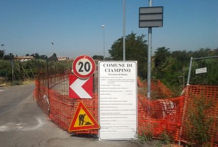 Via San Paolo della Croce chiusa per la fine dei lavori di ampliamento. Poi apertura definitiva