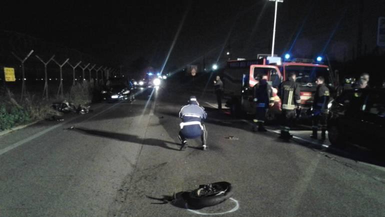 Incidente in Via Folgarella, chiuse per due ore l'entrata e l'uscita a Ciampino dal G.R.A. uscita 23