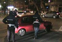 Sicurezza stradale: controlli notturni e prevenzione in Piazza della Pace