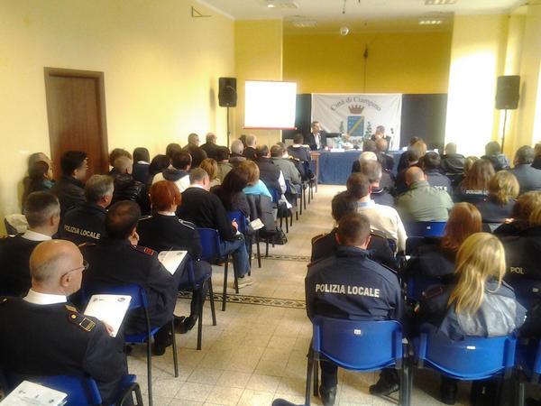 Ciampino, Polizie Locali a confronto su immigrazione e modifiche al codice della strada a seguito di sentenze della Cassazione