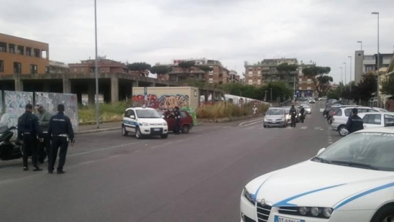 Sicurezza stradale e prevenzione incidenti: giornata di controllo straordinario effettuata dalla Polizia Locale nelle strade di Ciampino.