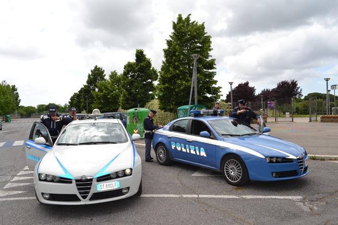 Ciampino. 2 arresti e 1 denuncia nelle case popolari. Operazione della Polizia di Stato di Albano e della Polizia Locale di Ciampino