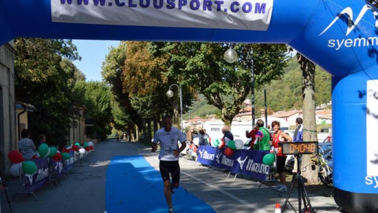 L'agente D'Ambrosio sul podio ai campionati nazionali di corsa su strada delle polizie locali
