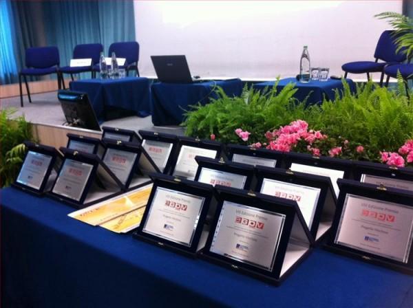 La Polizia Locale di Ciampino tra le eccellenze della Pubblica Amministrazione italiana al Premio E-Gov 2013