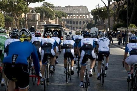 Domenica 13 ottobre granfondo ciclistica dei castelli romani.
