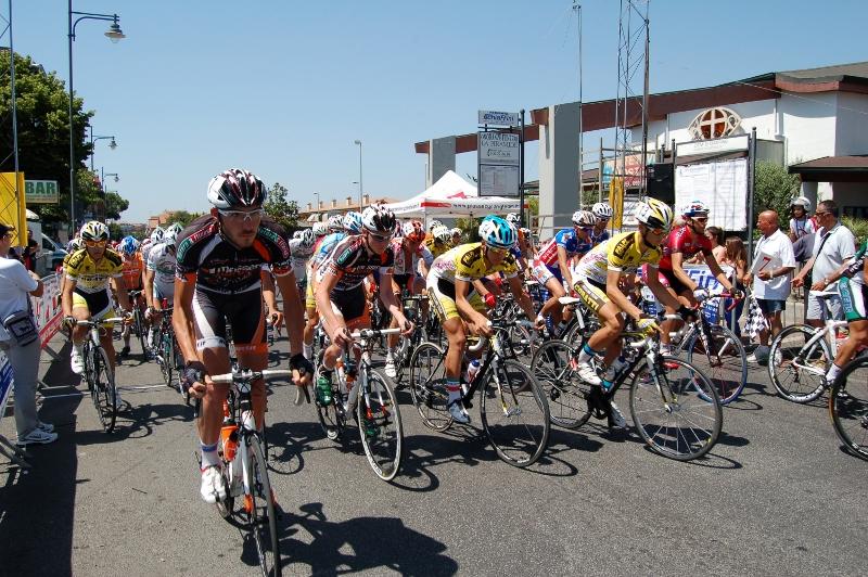 Domenica 15 giugno gara ciclistica nazionale.