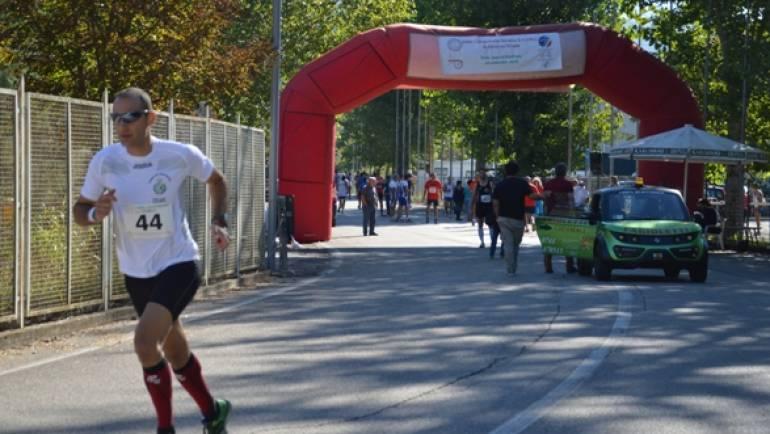 Gli agenti della Polizia Locale di Ciampino ai campionati nazionali di corsa e beach volley