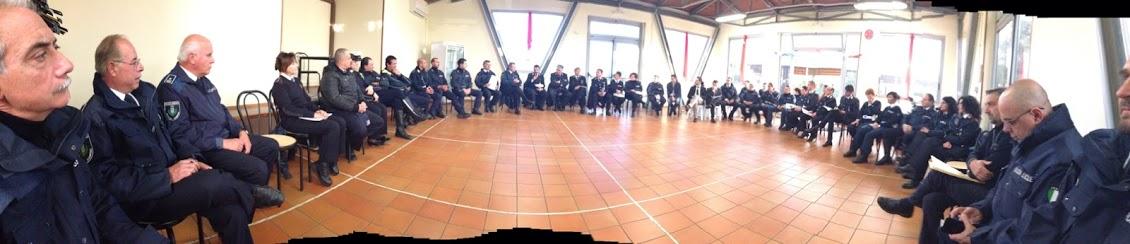 """Polizia Locale: """"Open Day"""" a Ciampino sui controlli elettronici e l'uso dei social network per i comandi della Provincia di Roma e del Lazio"""