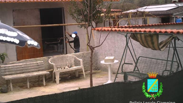 Disposto il divieto di dimora nel territorio comunale ad autore di violazione di sigilli posti a seguito di abuso edilizio