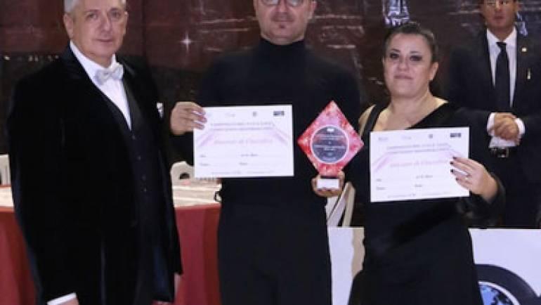 Polizia Locale e sport: L'agente D'Agostino secondo ai campionati regionali Lazio di danze latine F.I.D.A.