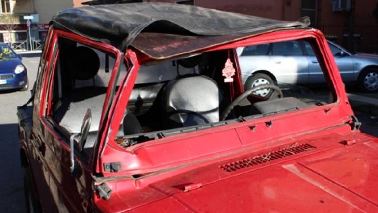 Ciampino. Automobilista positivo al drug test si ribalta con la propria auto e causa il ferimento della passeggera.