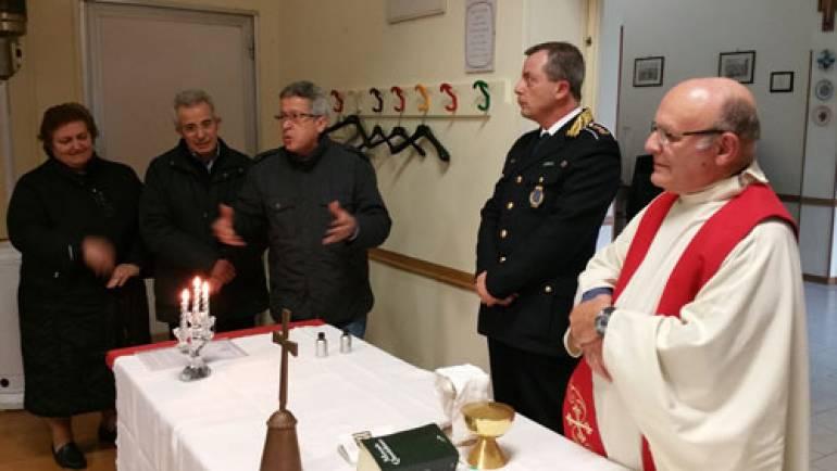 Ciampino. La Polizia Locale dedica la ricorrenza di San Sebastiano a Don Giuseppe Todde