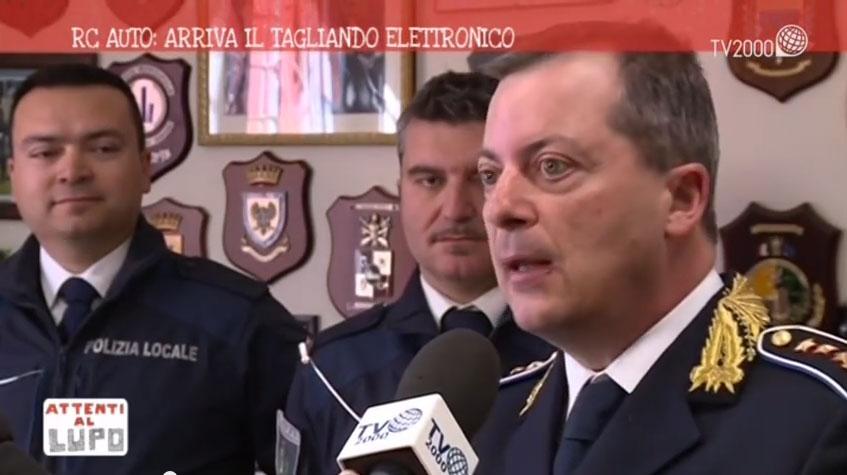 """Approfondimento della trasmissione TV """"Attenti al Lupo"""" (Tv2000) sulle novità in materia di assicurazioni auto"""