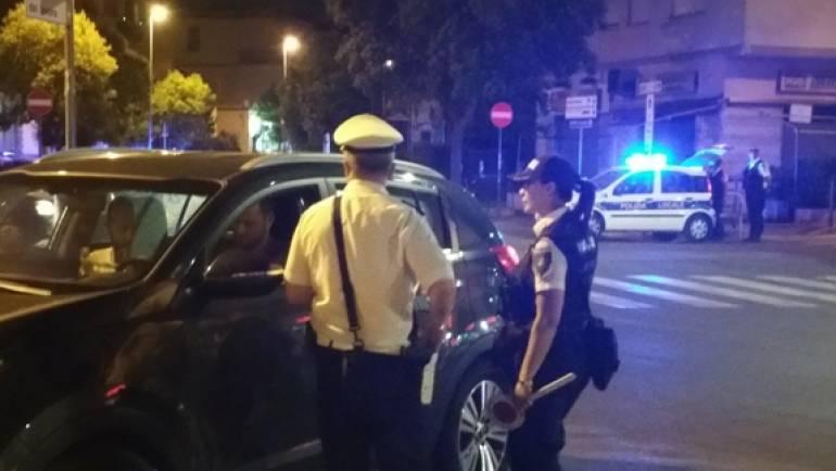 """Ciampino, operazione """"Ferragosto sicuro"""". Territorio pattugliato giorno e notte dalla Polizia Locale nel weekend. 1700 i veicoli controllati"""