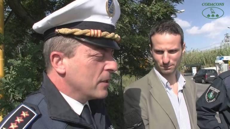 Il CODACONS illustra le novità in tema di assicurazioni auto e controlli elettronici intervistando la Polizia Locale di Ciampino