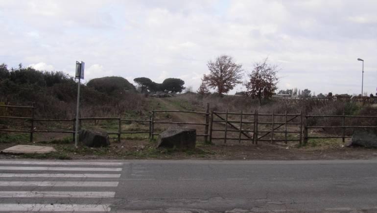 Via Capanne di Marino CHIUSA AL TRAFFICO dal 26 aprile al 2 maggio 2016 per lavori