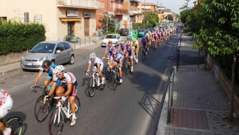 "Domenica 22 settembre gara ciclistica ""Memorial De Felice""."