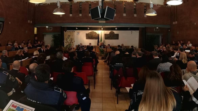 Omicidio stradale. Oltre 150 partecipanti di 32 forze di polizia giudiziaria si sono confrontati a Ciampino con la Procura della Repubblica di Velletri.