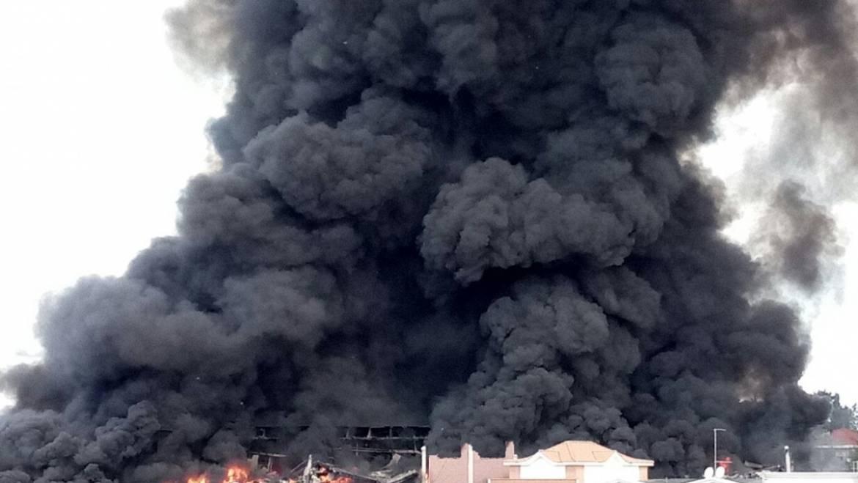 Incendio di Pomezia. ARPA LAZIO conferma che la qualità dell'aria a Ciampino è buona