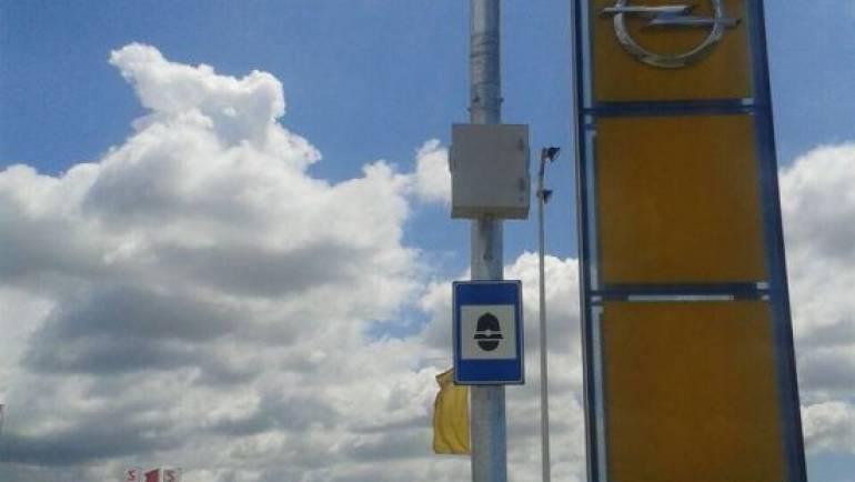 """Ciampino: la Polizia Locale installa un """"Velocar Red&Speed Evo Radar"""""""