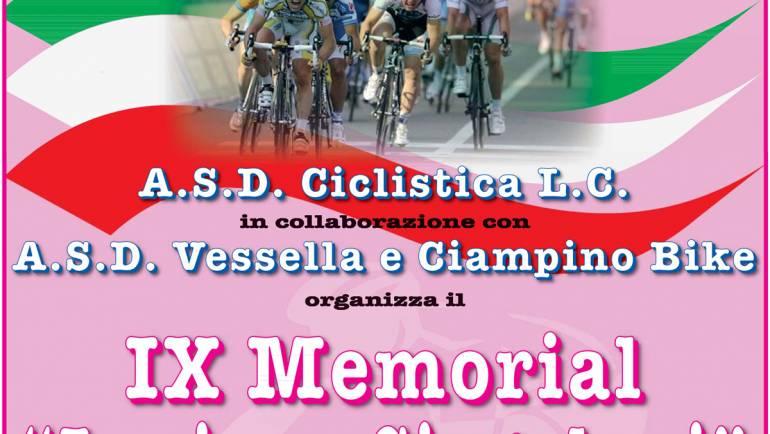"""Domenica 24 giugno 2018 competizione sportiva """"Memorial Cingolani""""."""