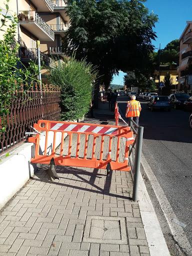 Via Mura dei Francesi tratto compreso tra via Venezia e via Bologna: interruzione al traffico veicolare.