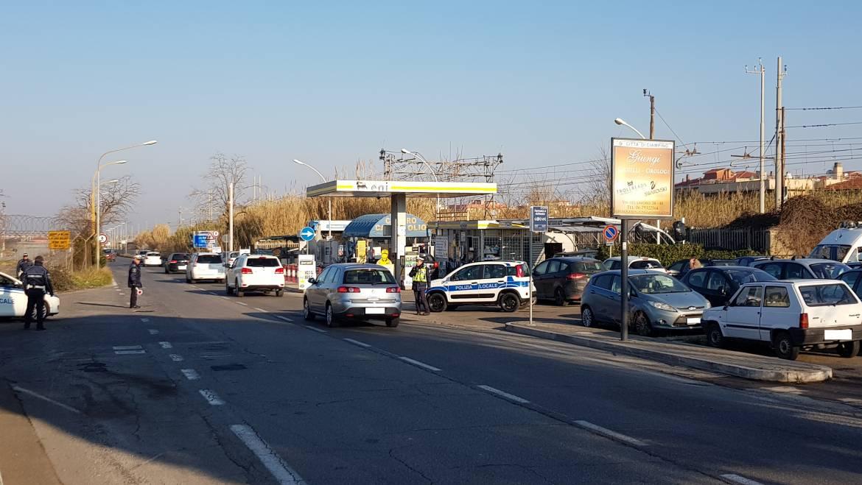 """Operazione """"Scuole Sicure"""": controlli, sequestri e multe per i numerosi veicoli sprovvisti di assicurazione in transito vicino le scuole."""
