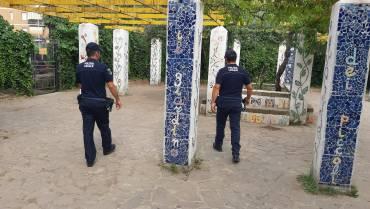 """Latitanza al """"capolinea"""": terminata la fuga dei due pregiudicati identificati la scorsa settimana al parco """"Aldo Moro"""""""