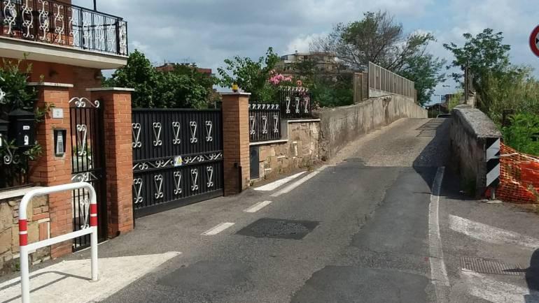 Chiusura cavalcavia San Paolo della Croce: modifiche alla viabilità.