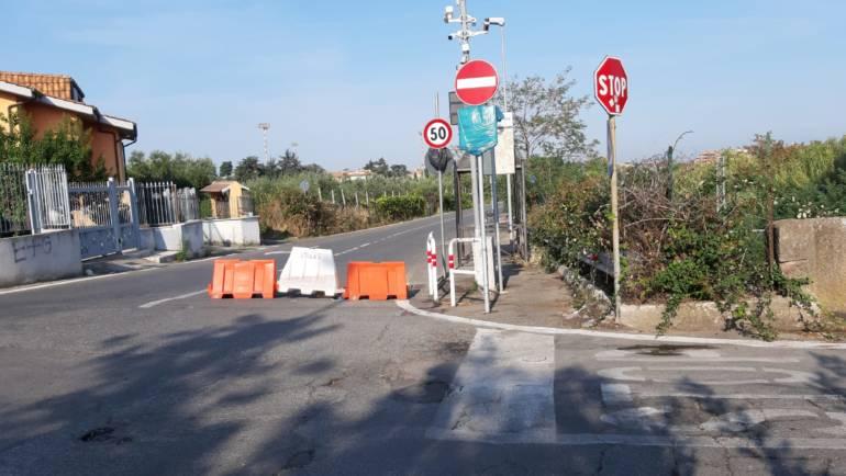 San Paolo della Croce, via Morena, via Morosina: importanti modifiche alla viabilità cittadina.