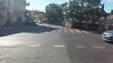 Via San Luigi Gonzaga e via Morena: nuova disciplina della viabilità provvisoria dal 10 maggio 2021.